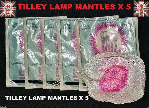 TILLEY LAMP MANTLES