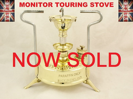 MONITOR 17B TOURIST STOVE