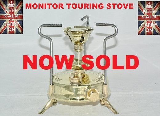MONITOR STOVE 17B TOURIST STOVE