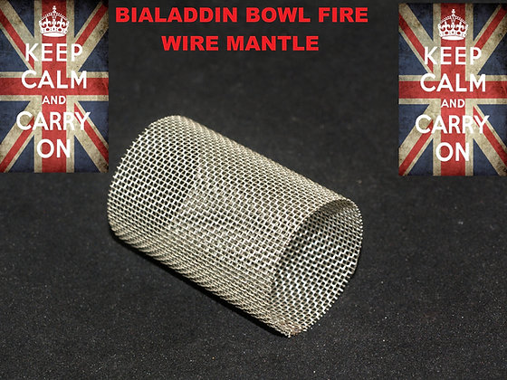 BIALADDIN BOWL FIRE WIRE MANTLE SPARE RADIATOR SERVICE KIT PARTS