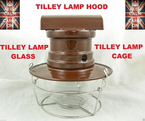TILLEY HOOD + GLASS + CAGE