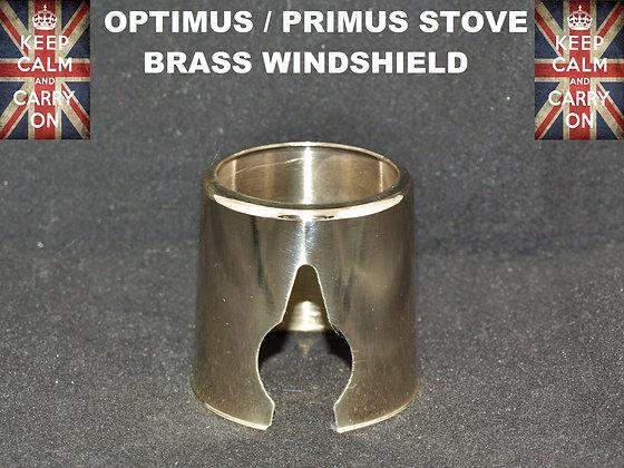 PRIMUS STOVE BRASS WINDSHIELD