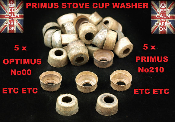 SMALL LEATHER CUP WASHERS