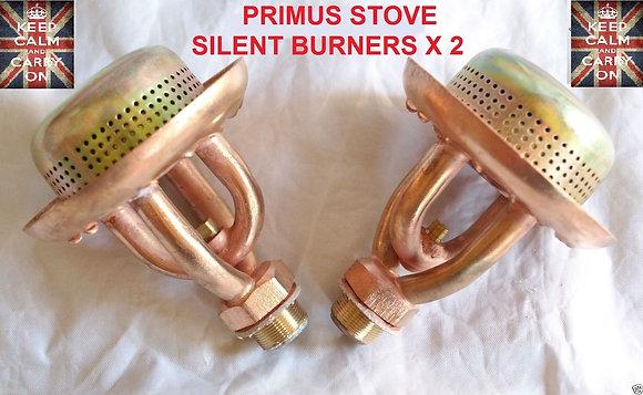 PRIMUS STOVE SILENT BURNER x 2