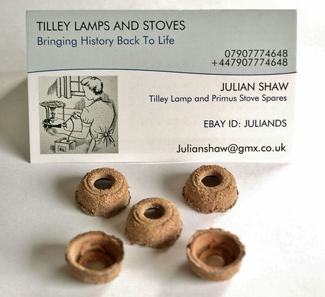 TILLEY LAMP LEATHER CUP WASHER