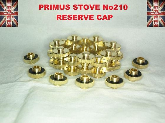 PRIMUS STOVE 210 RESERVE CAP