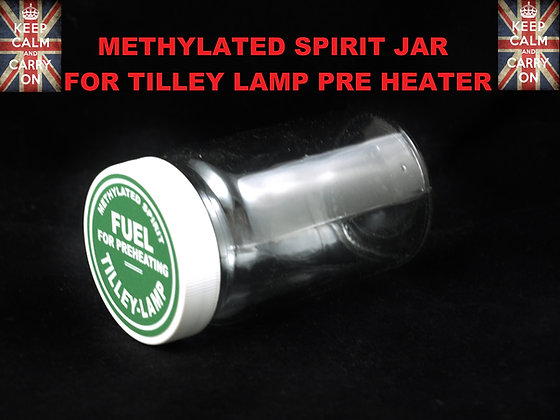 TILLEY LAMP PRE HEATER JAR