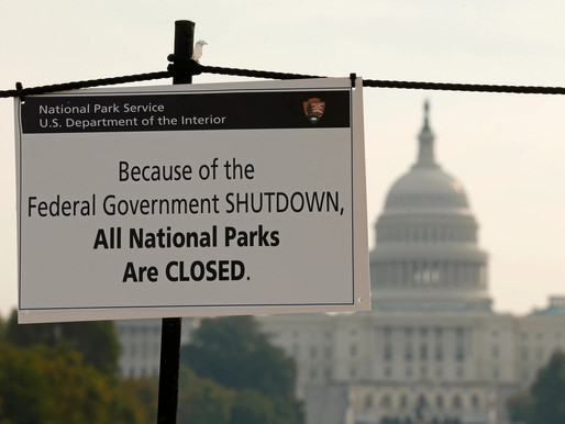 The Shutdown, A Uniquely American Phenomenon, Gets Real