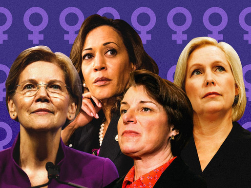 Is America Ready for an All-Female Presidential Ticket?