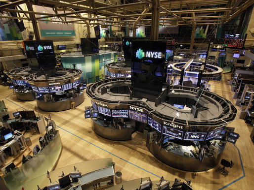 When the Trading Floor Goes Silent