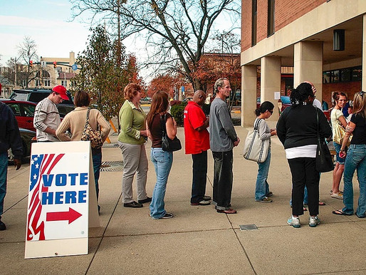 On Election Day, Expect Your Fellow Americans to Disappoint You