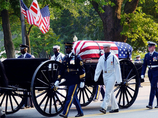 In Washington, Final Goodbyes Are Steeped In Tradition -- And Law