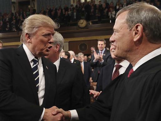 The President v. The Supreme Court