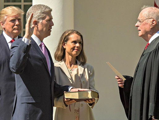 President Trump's Supreme Court Appointee Will Shape Financial Services Policy, Too