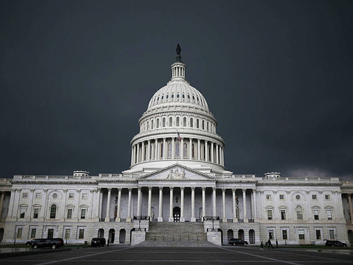 The Bare Minimum: What Congress Actually HAS To Do This Year