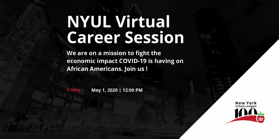 NYUL Virtual Career Session