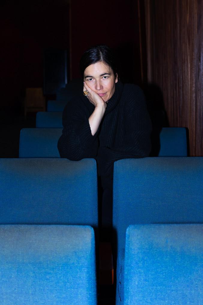 Eva Sangiorgi for C/O Vienna Magazine inm Gartenbaukino