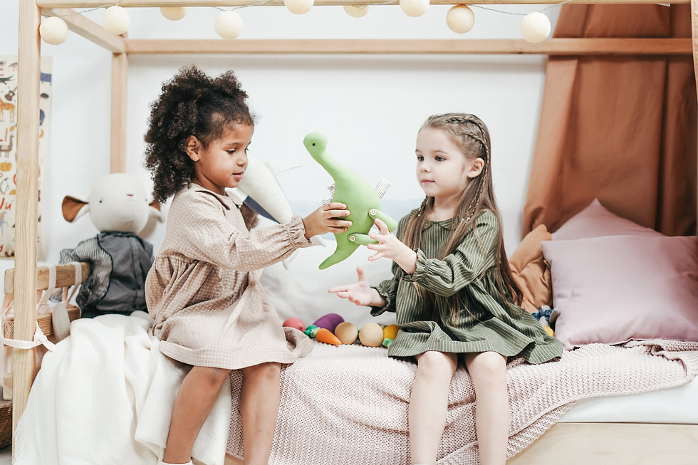 BGF Children's Therapy - Chicago, IL - Children Playing with Toy.jpg