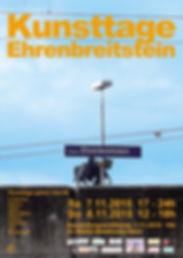 Kunsttage, Koblenz-Ehrenbreitstein, 2015