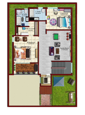 Residence Project Autocad-Model First.jp