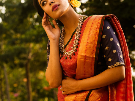 Fashion News : Importance of Saree in India