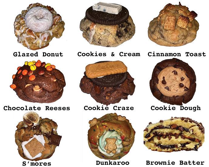 4 Cookies