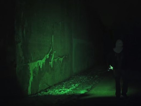 """Ghost Tells Investigator """"Yes"""" Heaven Is Real (WITH VIDEO)"""
