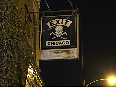 Real Ghost Recorded at EXIT Punk Rock Club