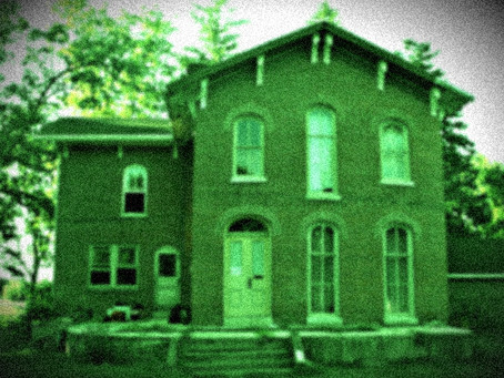 """Infamous Haunted """"Roff Home"""" Re-opens For Private Ghost Hunts"""