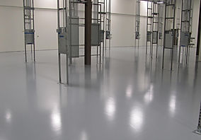 Commercial Floor Coating