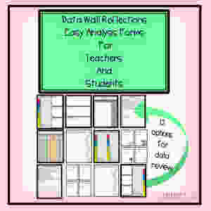 Data Walls and Reflections About Reading