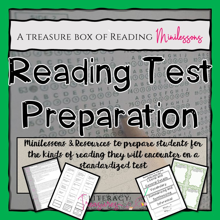 Reading Test Prep Unit