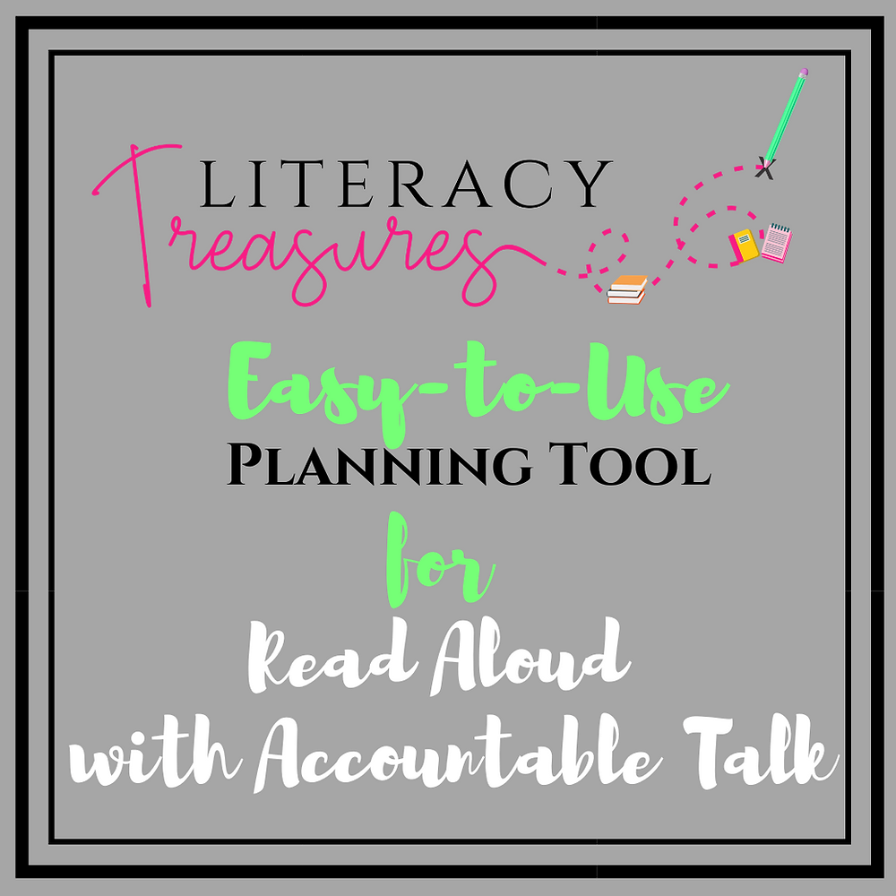 Read Aloud Planning Tool