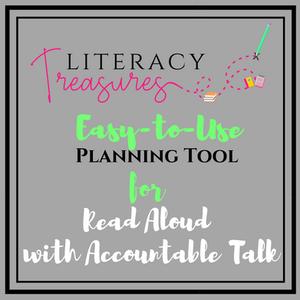 Read Aloud Planning Tool