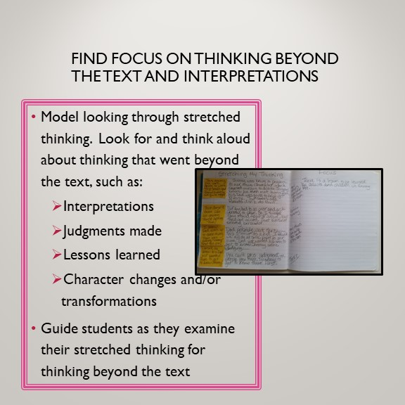 Find Focus Within Your Thinking