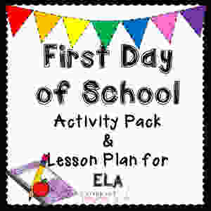 First Day of School Lesson Plan and Activities