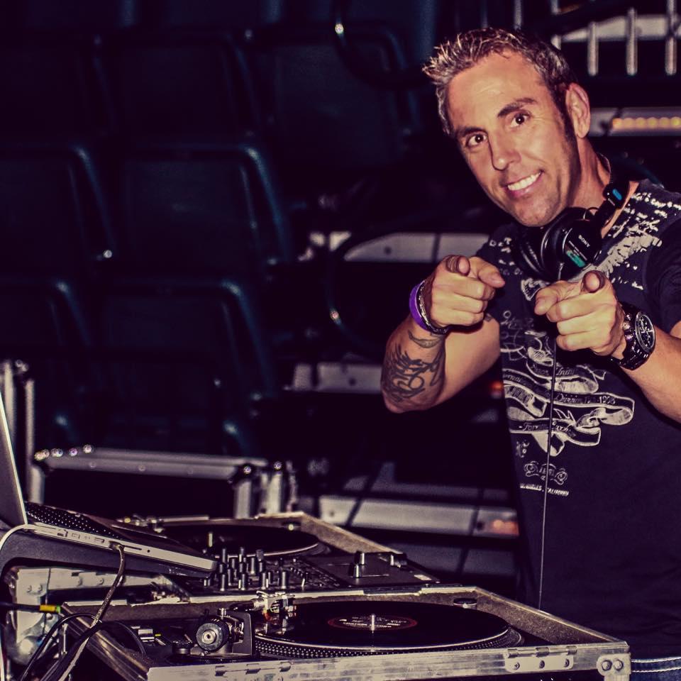 DJ Bobby G at Titan FC 31