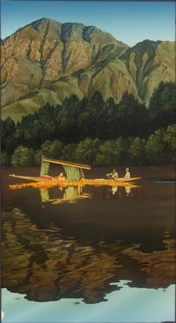 Lake by Alan Ewart