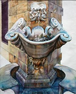 Renaissance Fountain, Florence