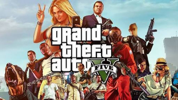 gta 5 highly compressed apk + data for android (82mb) phones