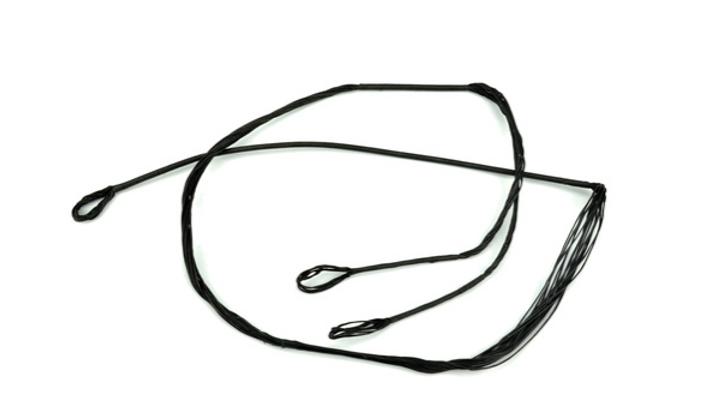 Raptor replacement string - Black