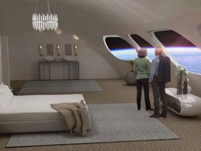 El primer hotel en el espacio: Voyager Station