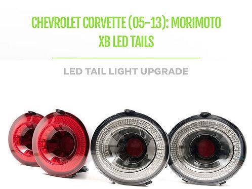 Chevrolet Corvette (05-13): Morimoto XB LED Tails