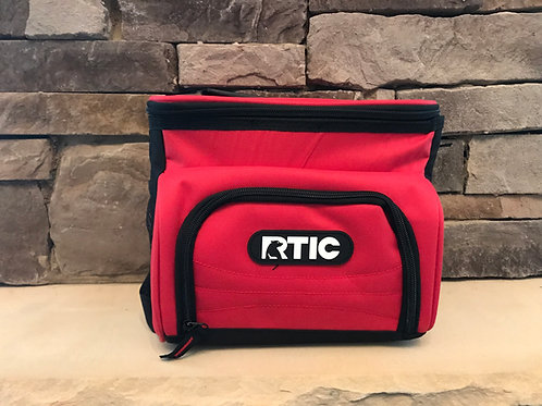 RTIC 8-Can Day Cooler - Red