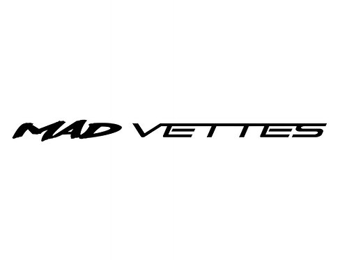 MAD Vettes Decals