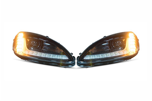 Chevrolet Corvette (05-13): Morimoto XB LED Headlights