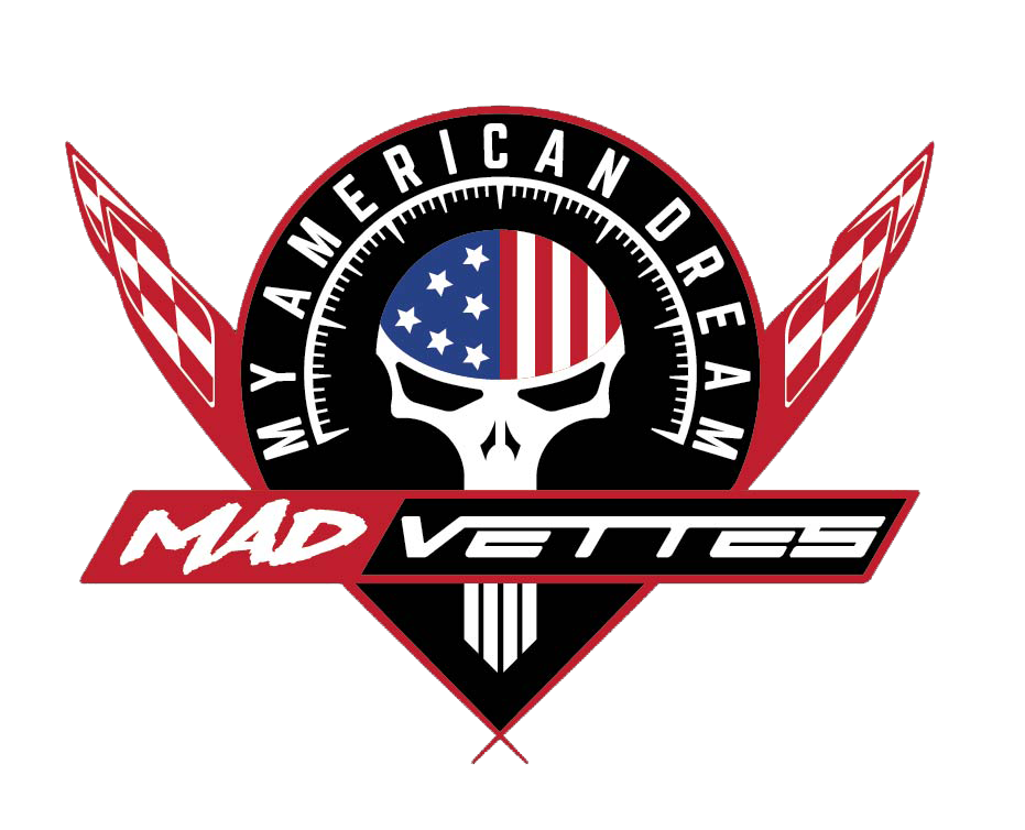 MAD Logo White Face