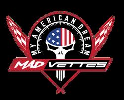 MAD Logo White Face