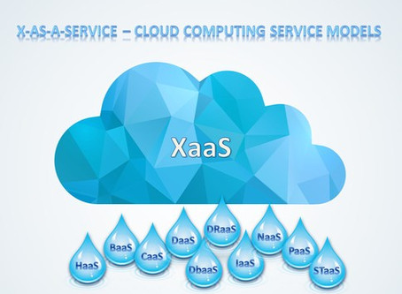Data Science in the Cloud A.k.a. Models as a Service (MaaS)