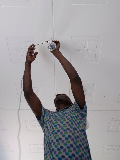 Solar Lights for One Family